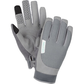 Hestra Bike SR Long Finger Gloves light grey
